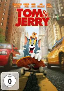 Tom & Jerry (2021), DVD