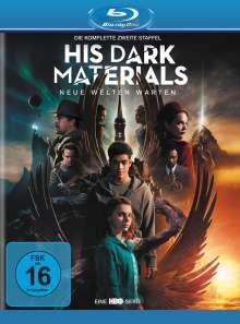 His Dark Materials Staffel 2 (Blu-ray), 2 Blu-ray Discs
