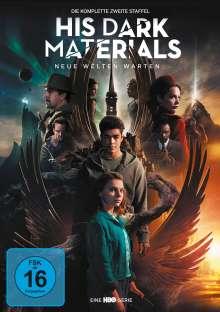 His Dark Materials Staffel 2, 2 DVDs