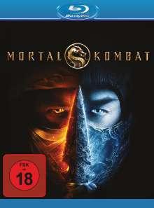 Mortal Kombat (2021) (Blu-ray), Blu-ray Disc