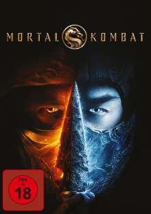Mortal Kombat (2021), DVD