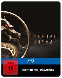 Mortal Kombat (2021) (Blu-ray im Steelbook), Blu-ray Disc