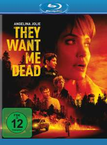 They Want Me Dead (Blu-ray), Blu-ray Disc