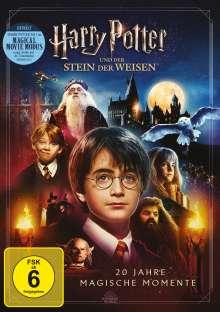 Harry Potter und der Stein der Weisen (Jubiläumsedition inkl. Magical Movie Mode), 2 DVDs