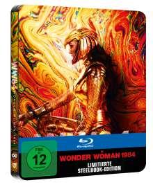 Wonder Woman 1984 (Blu-ray im Steelbook), Blu-ray Disc