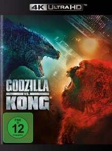 Godzilla vs. Kong (Ultra HD Blu-ray & Blu-ray), 1 Ultra HD Blu-ray und 1 Blu-ray Disc