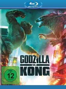Godzilla vs. Kong (Blu-ray), Blu-ray Disc