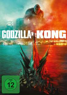 Godzilla vs. Kong, DVD