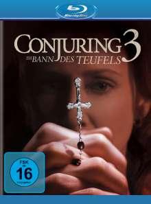 Conjuring 3: Im Bann des Teufels (Blu-ray), Blu-ray Disc