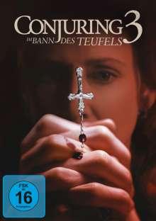 Conjuring 3: Im Bann des Teufels, DVD