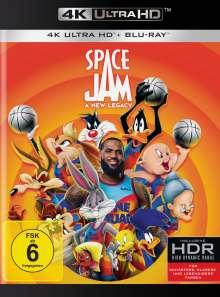 Space Jam: A New Legacy (Ultra HD Blu-ray & Blu-ray), 1 Ultra HD Blu-ray und 1 Blu-ray Disc