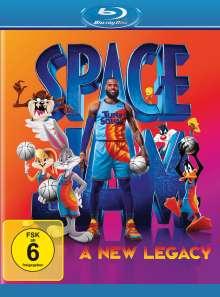 Space Jam: A New Legacy (Blu-ray), Blu-ray Disc