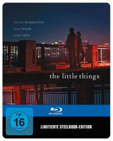 The Little Things (Blu-ray im Steelbook), Blu-ray Disc
