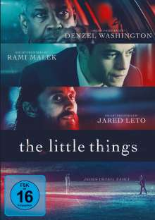 The Little Things, DVD