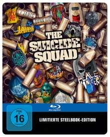 The Suicide Squad (Blu-ray im Steelbook), Blu-ray Disc