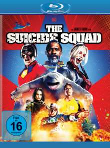 The Suicide Squad (Blu-ray), Blu-ray Disc