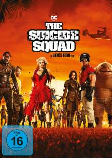 The Suicide Squad, DVD