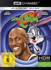 Space Jam (Ultra HD Blu-ray & Blu-ray), 1 Ultra HD Blu-ray und 1 Blu-ray Disc