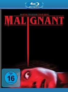 Malignant (Blu-ray), Blu-ray Disc