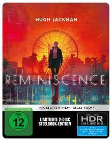 Reminiscence: Die Erinnerung stirbt nie (Ultra HD Blu-ray & Blu-ray im Steelbook), 1 Ultra HD Blu-ray und 1 Blu-ray Disc