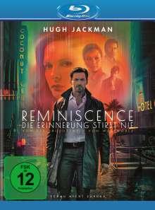 Reminiscence: Die Erinnerung stirbt nie (Blu-ray), Blu-ray Disc