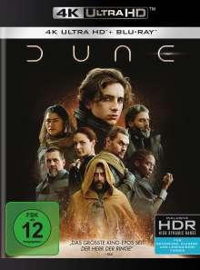 Dune (2021) (Ultra HD Blu-ray & Blu-ray), 1 Ultra HD Blu-ray und 1 Blu-ray Disc