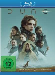 Dune (2021) (Blu-ray), Blu-ray Disc