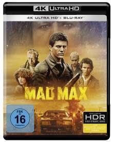 Mad Max (Ultra HD Blu-ray & Blu-ray), 1 Ultra HD Blu-ray und 1 Blu-ray Disc