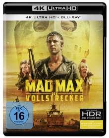 Mad Max 2: Der Vollstrecker (Ultra HD Blu-ray & Blu-ray), 1 Ultra HD Blu-ray und 1 Blu-ray Disc