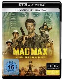 Mad Max 3: Jenseits der Donnerkuppel (Ultra HD Blu-ray & Blu-ray), 1 Ultra HD Blu-ray und 1 Blu-ray Disc