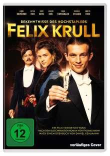 Bekenntnisse des Hochstaplers Felix Krull (2020), DVD