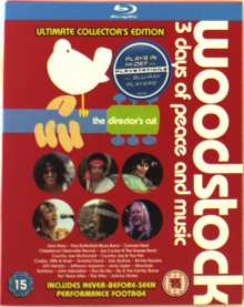 Woodstock (Ultimate Collection Edition), 2 Blu-ray Discs