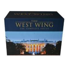 The West Wing Season 1-7 (UK Import), 44 DVDs
