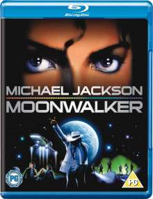 Michael Jackson: Moonwalker, Blu-ray Disc