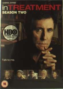 In Treatment Season 2 (UK Import), 7 DVDs