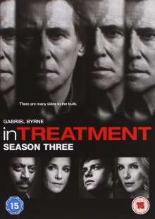 In Treatment Season 3 (UK Import), 4 DVDs