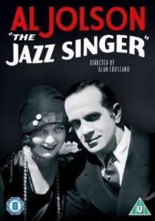 The Jazz Singer (UK Import mit deutscher Tonspur), DVD