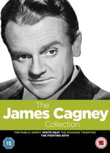 The James Cagney Collection (UK Import), 4 DVDs