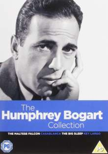 The Humphrey Bogart Collection (UK Import), 4 DVDs
