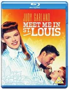Meet Me In St.Louis (1944) (Blu-ray) (UK Import), Blu-ray Disc