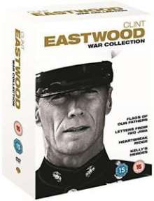 Clint Eastwood War Collection (UK Import), 4 DVDs