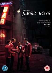Jersey Boys (UK-Import), DVD