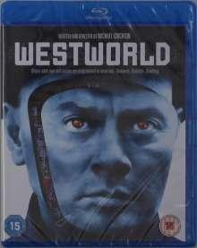 Westworld (1972) (Blu-ray) (UK Import mit deutscher Tonspur), Blu-ray Disc