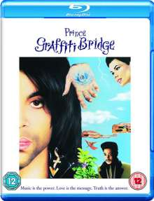 Graffiti Bridge (1990) (Blu-ray) (UK Import mit deutschen Untertiteln), Blu-ray Disc