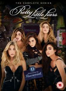 Pretty Little Liars Season 1-7 (UK Import), 37 DVDs