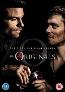 The Originals Season 5 (UK Import), 3 DVDs