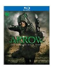 Arrow Season 6 (Blu-ray) (UK Import), 4 Blu-ray Discs