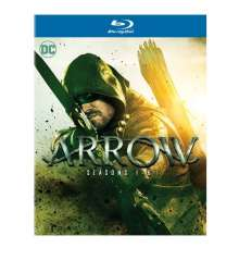 Arrow Season 1-6 (Blu-ray) (UK Import), 24 Blu-ray Discs