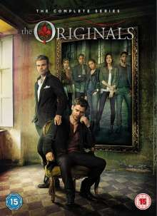 The Originals Season 1-5 (Complete Series) (UK Import), DVD