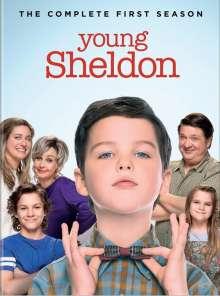 Young Sheldon Season 1 (Blu-ray) (UK Import), Blu-ray Disc